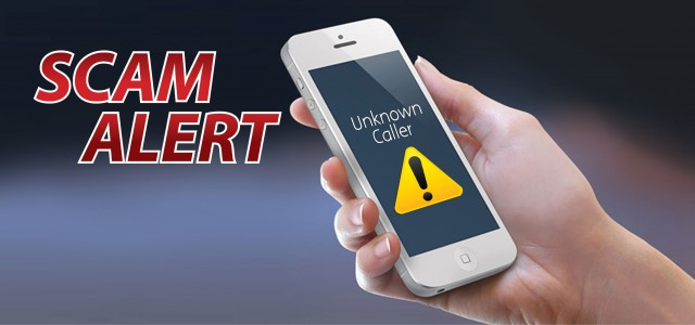 Be cautious of any caller demanding immediate payment by phone.