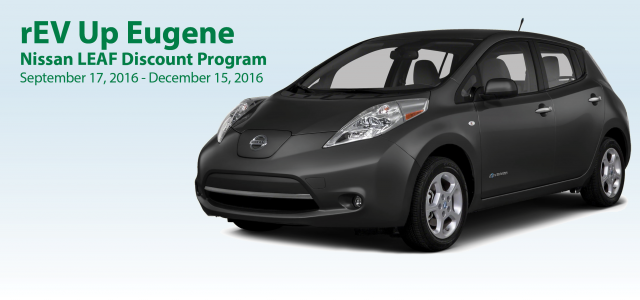 Get a deal on a new electric vehicle