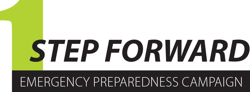 EPUD's 1 Step Forward Emergency Preparedness Campaign