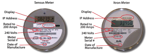 Electric Meter Number : How to read your meter emerald people s utility district