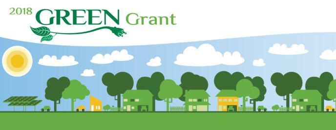 2018 GREEN Grant - Vote today and help bring renewable energy projects local!
