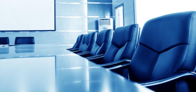 Public Hearing at Board Meeting