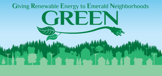 $40,000 GREEN Grant Available