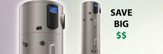 Save big with a Heat Pump Water Heater