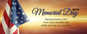 EPUD will be closed on Memorial Day, Monday, May 28.