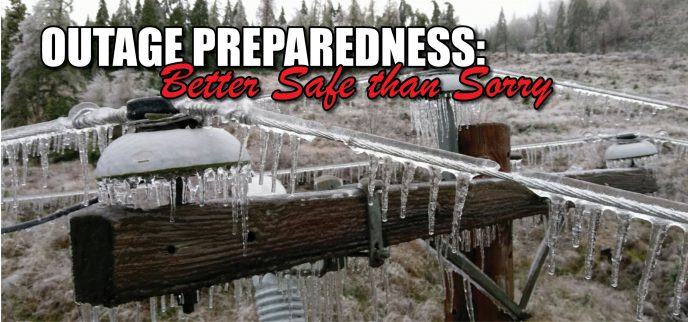 This Weekend May Bring Another Ice Storm And Outages Prepare Now