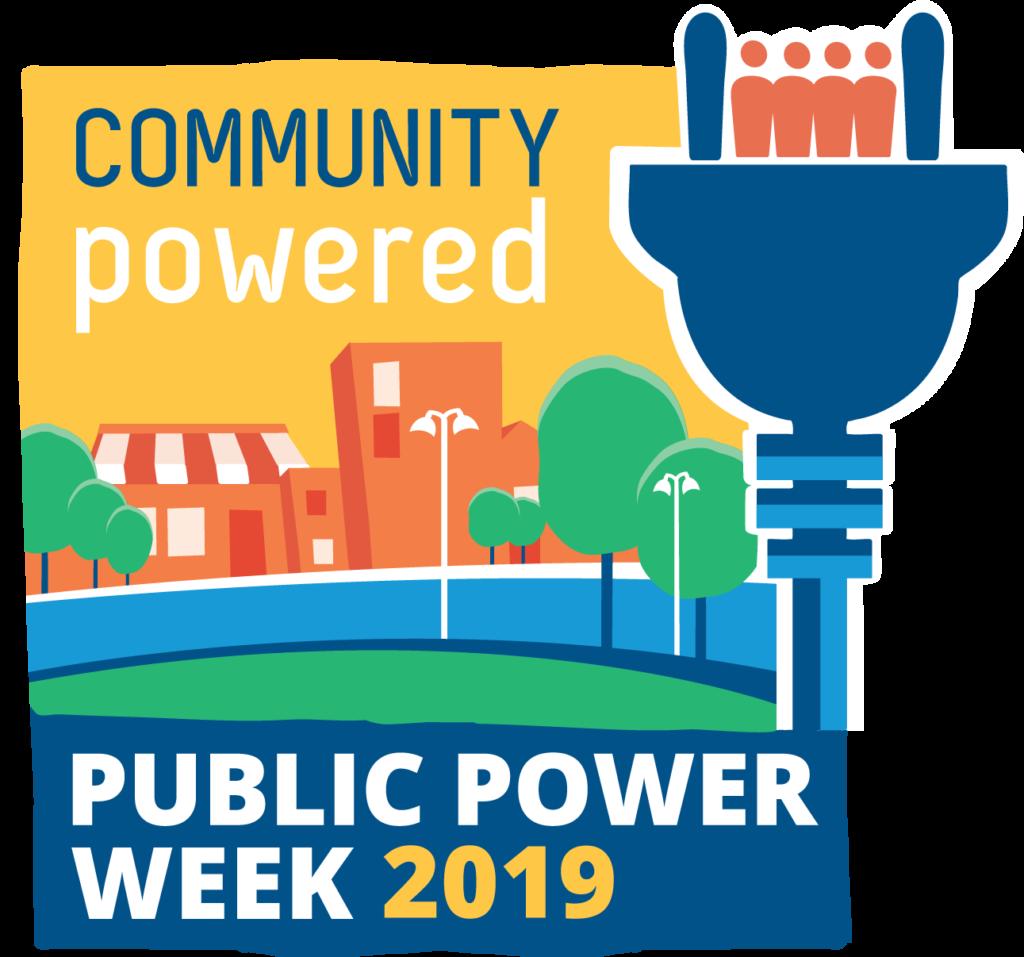 Public Power Week logo