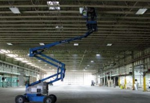 Roseburg Forest Products installs new lights