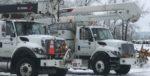 Crews from neighboring utilities assist in restoring power