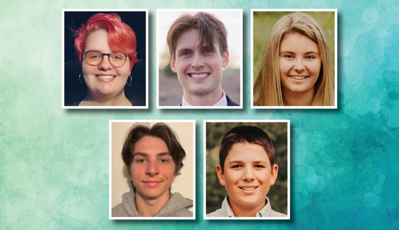 EPUD's 2021 EmPOWERing Scholarship Winners