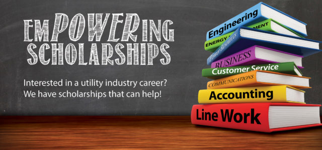 EPUD is offering $15,000 in scholarships to our customers.