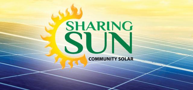 Sharing Sun logo