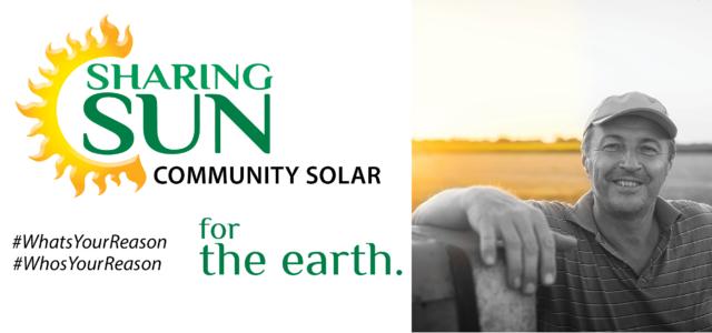 What's Your Reason? Sharing Sun Community Solar
