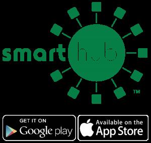 SmartHub Logo & app download icons