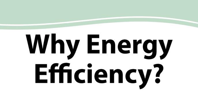 Why Energy Efficiency